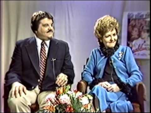 Vivian Blaine--Rare 1984 TV Interview, National Enquirer