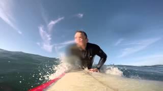 SURFING IMPERIAL BEACH AND CORONADO CALIFORNIA