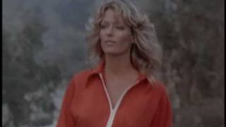 Farrah Fawcett's skateboard chase | Charlie's Angels at Griffith Park