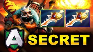 SECRET vs ALLIANCE - 2x RAPIERS GYROCOPTER - LEIPZIG MAJOR DreamLeague 13 DOTA 2