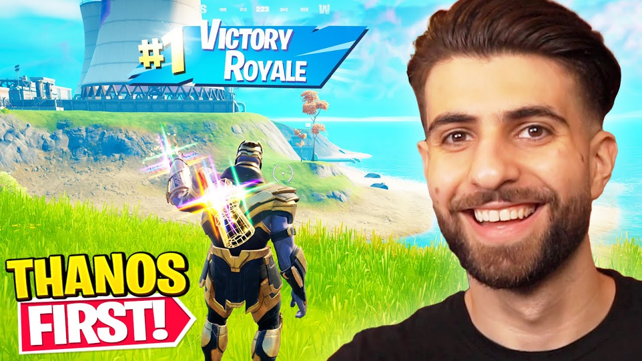 I Unlocked *THANOS* EARLY! (World's First Gameplay!)