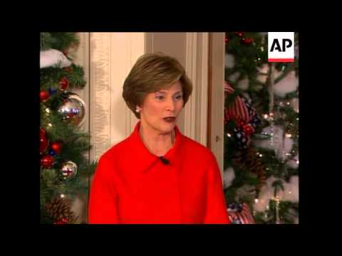 First lady Laura Bush says she and President George W. Bush will have a house in Dallas after leavin
