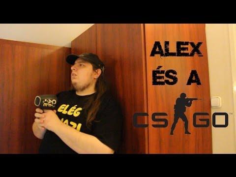 Alex és a Counter-Strike