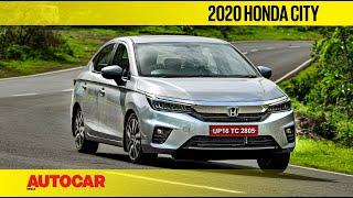 2020 Honda City Review - Evolution or Revolution? | First Drive | Autocar India