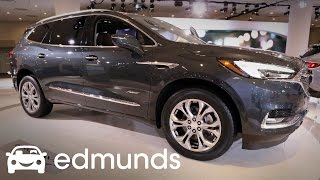 2018 Buick Enclave Avenir First Look Review