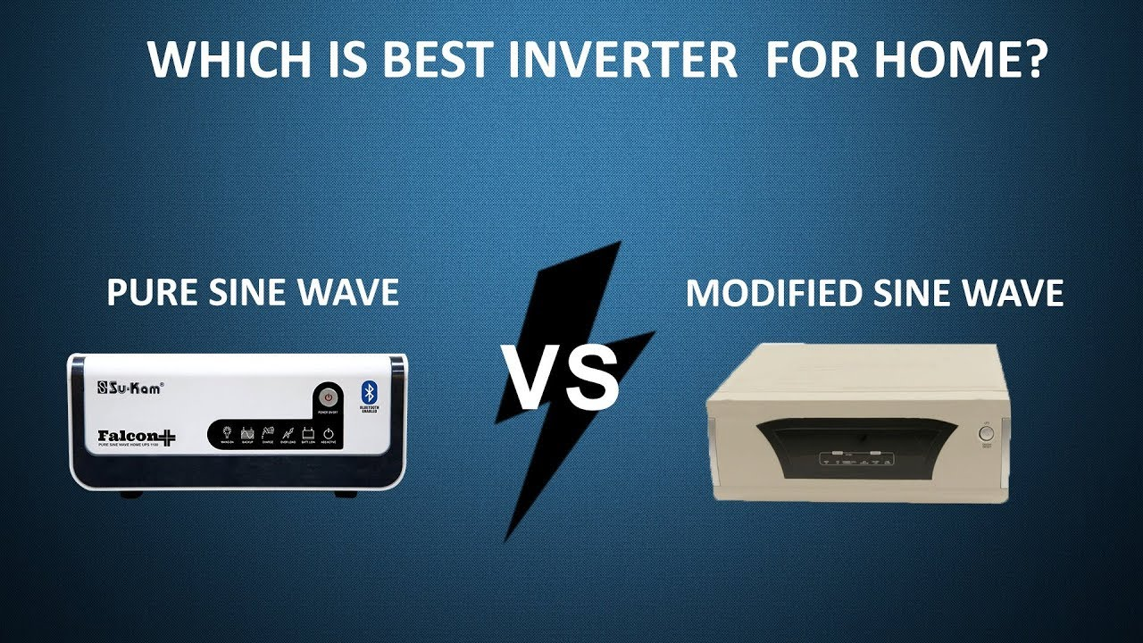 Which Is Best Inverter For Home Modified Sine Wave Vs Pure Power Circuit Diagram 2017 2018 Cars