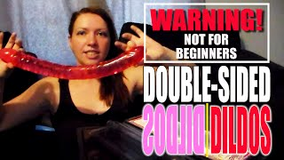 2 BEST DOUBLE SIDED DOUBLE ENDED DILDOS REVIEW