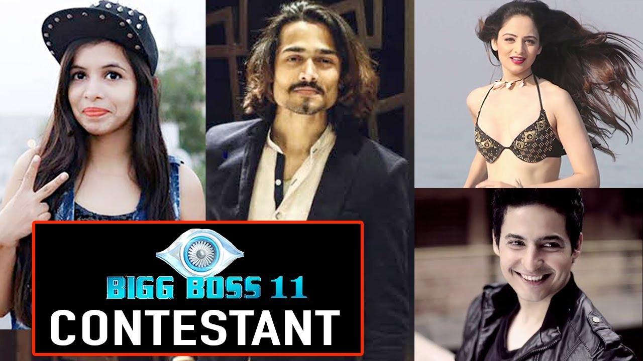 BIGG BOSS 11 : Contestants List Name Out | Dhinchak Pooja, Bhuvan Bam