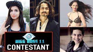 BIGG BOSS 11 : Contestants List Name Out   Dhinchak Pooja, Bhuvan Bam