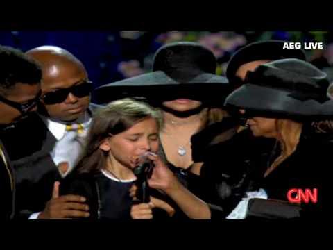 Jackson family say their final goodbye to Michael Jackson