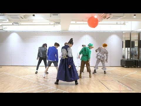 NCT DREAM 'We Go Up' Halloween Costume Ver