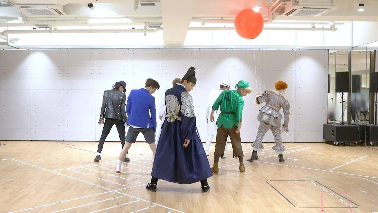 Ada empat member nct nih. Nct Dream We Go Up Halloween Costume Ver Youtube
