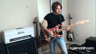 Van Halen Growth Jam (Splawn Quickrod B+ Mod Demo )