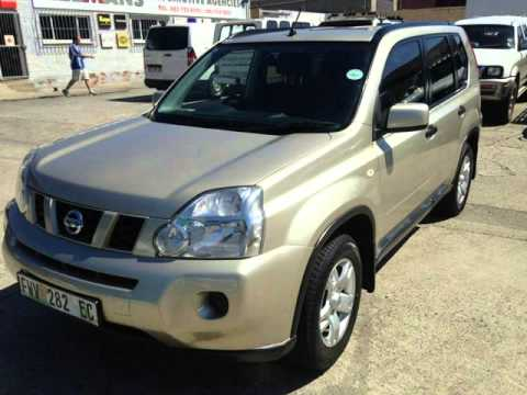 2010 NISSAN X-TRAIL 2.0 Petrol Auto For Sale On Auto Trader South Africa