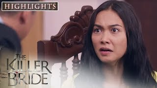 Camila fights for her innocence | The Killer Bride (With Eng Subs)