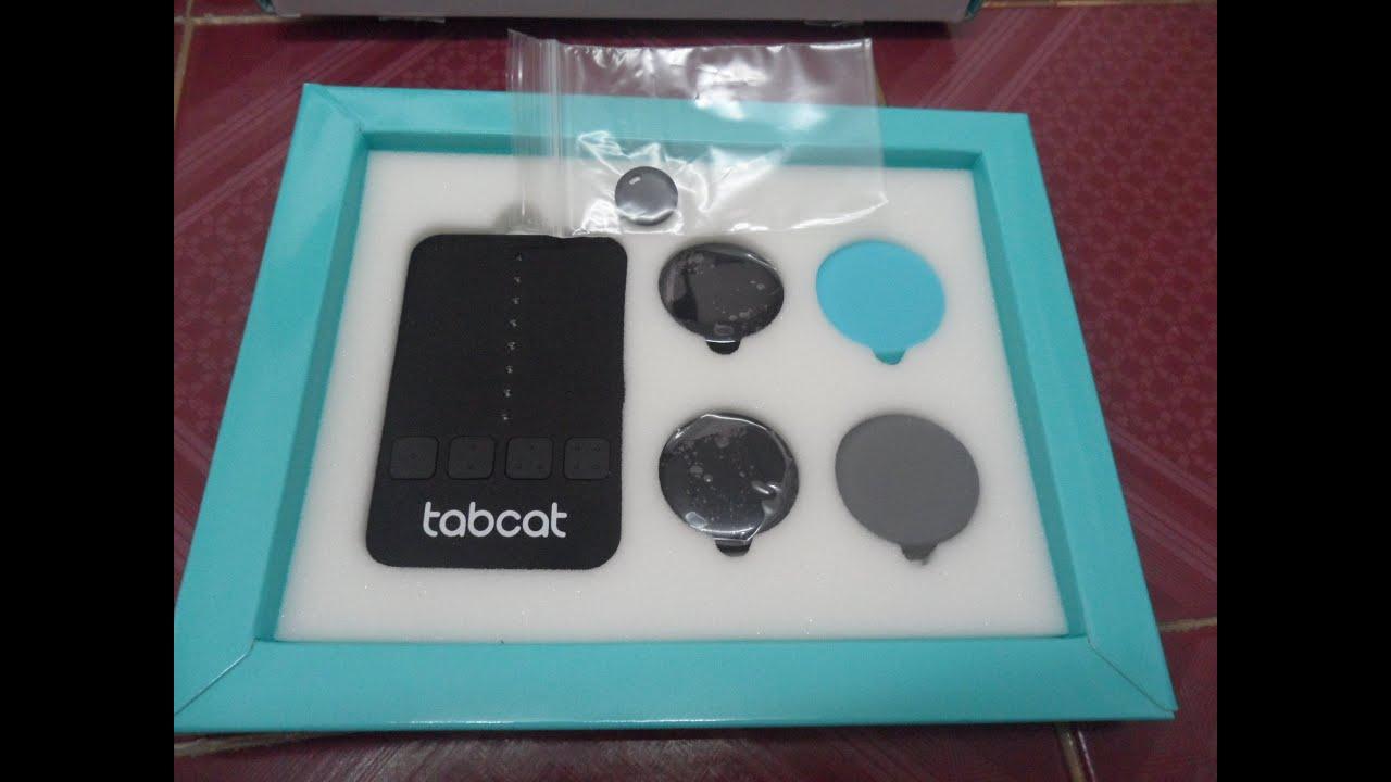 TabCat Review เครื่องตามหาแมว