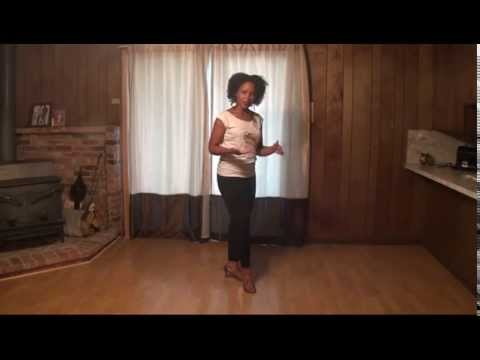 Basic Salsa Steps with Leah Patterson