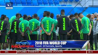 Analysing Nigeria Vs Argentina Match Pt.1 |Sports This Morning|