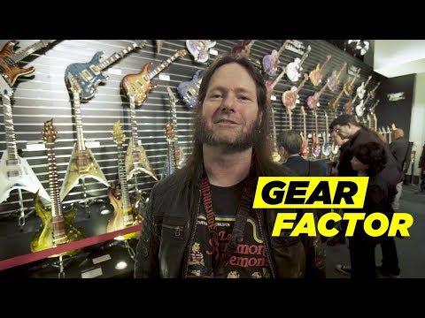 Gary Holt, Vinnie Paul, Behemoth + More at NAMM 2018 - Gear Factor