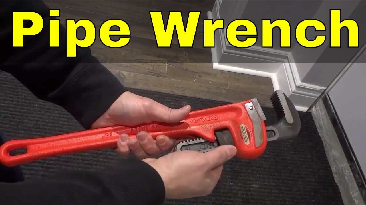 Ridgid 18 Inch Pipe Wrench Review-Heavy Duty Tool & Ridgid 18 Inch Pipe Wrench Review-Heavy Duty Tool - YouTube