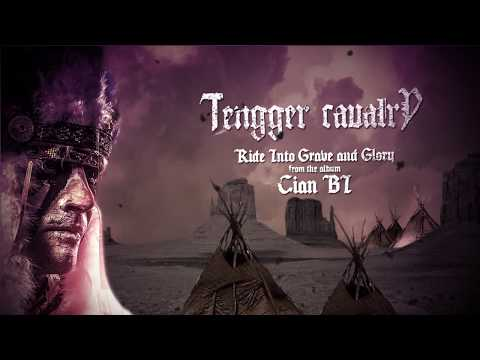 TENGGER CAVALRY - Ride Into Grave And Glory (War Horse II) (Official Lyric Video) | Napalm Records