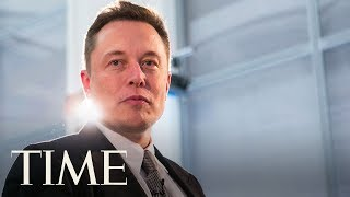 Elon Musk: How The Happy Billionaire Rocket Scientist Became A Cautionary Tale | TIME