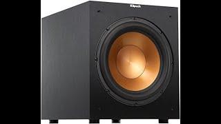 Review Subwoofer KLIPSCH Reference R12SW  (PTBR)