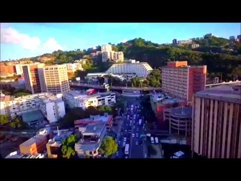 Caracas City Drone 2016 (Venezuela)