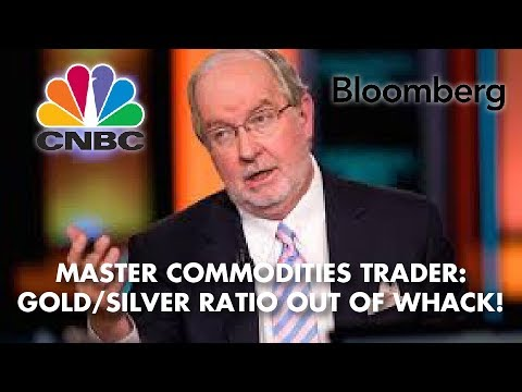 Commodities Guru Dennis Gartman: Gold/Stocks Ratio Is Ridiculous!