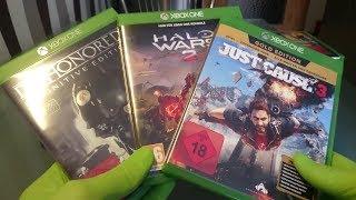Пополнение #30: Blu-Ray фильмы + 21 Игра для Xbox One & (Отдаю 3 кода на игры: Закончено).