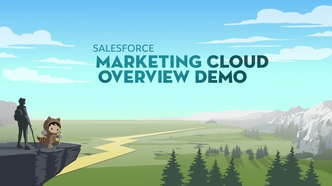 Salesforce Marketing Cloud Overview