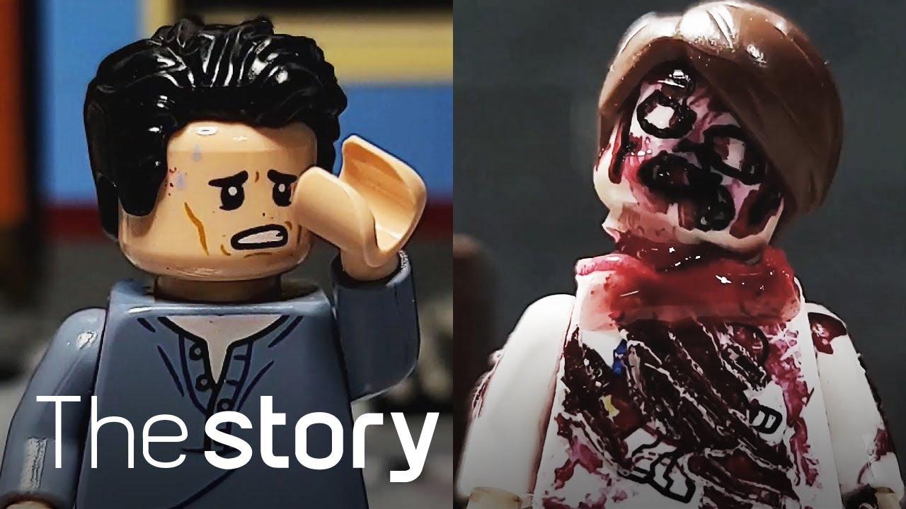 [덕후발굴단] 레고로 만든 B급 좀비물! 조회수가 무려 2,000만?! : 레고 스톱모션 제작, 메로나 (ENG/KOR/JPN sub)