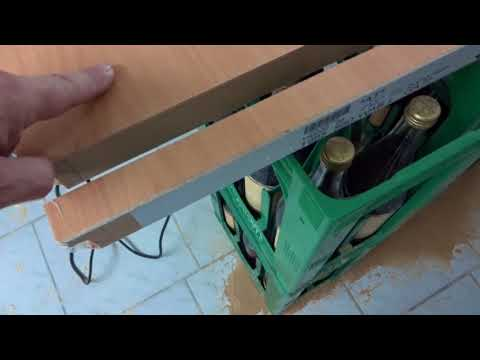 Wir bauen ein Heimkino 7 - Türen bzw Zargen anbringen