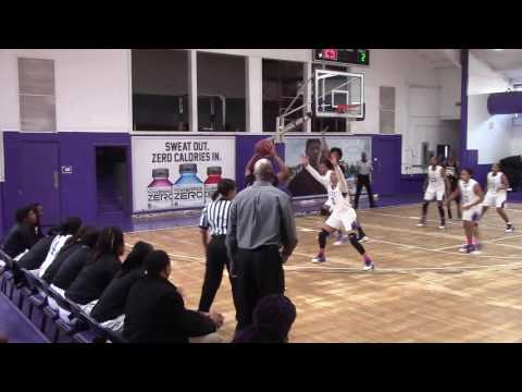 Arkansas Baptist College Lady Buffaloes vs Tyler Junior College Part 1