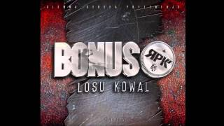 Bonus RPK / CS - SIĘ SZCZYCĄ ft. ATR MF, Lukasyno // Prod. WOWO.