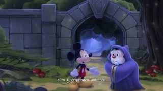 Mickey Mouse - Castle of Illusion Android #01 - Da treffen wir die alte Eiche