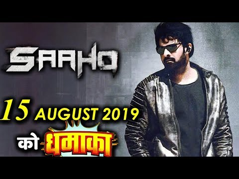 The Wait Is Over Saaho Release Date Finally Out!