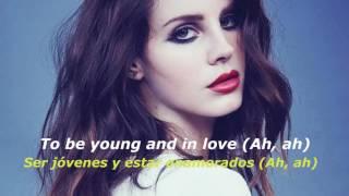 Lana del Rey - Love (Subtitulos en Ingles y Español)