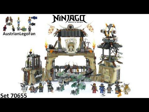 Lego Speed Pit Dragon Build 70655 Youtube Ninjago uTOPwkXiZ