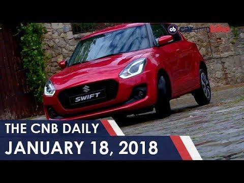Download Youtube: New Maruti Suzuki Swift Launch Details | 2018 Audi Q5 Launched | 2018 Bajaj Avenger Introduced