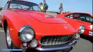 1963 Ferrari 250 GT Berlinetta Lusso walkaround - FERRARI RACING DAYS 2012 - FULL HD 1080P