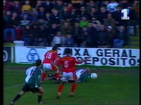 Gil Vicente - 3 Sporting - 2 de 1998/1999 Taça de Portugal
