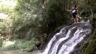 Passeio cachoeira de Alambari