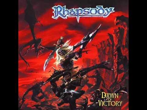 Rhapsody-Dawn of Victory