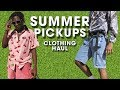 HUGE SUMMER CLOTHING HAUL | New Pickups Summer 2019 (Men's Fashion & Streetwear)