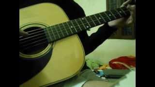 Cô gái đến từ hôm qua (Guitar)