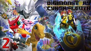 Digimon Story Cyber Sleuth   Part 2 The Ghost Boy