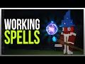 ✔️ Working SPELLS in Minecraft!