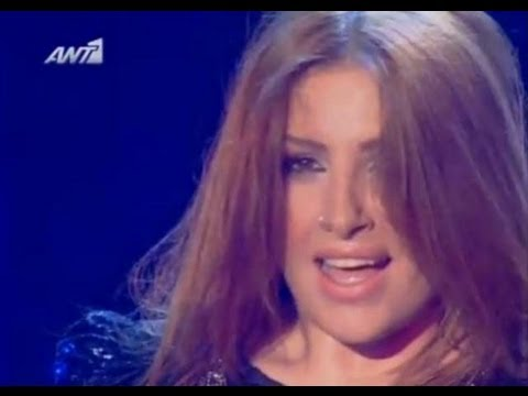 Helena Paparizou - Baby It's Over (Live @ The X Factor)
