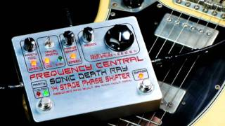 Frequency Central Sonic Death Ray 14 Stage Phase Shifter